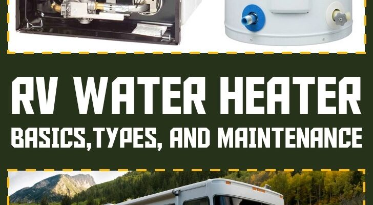 RV Water Heater Basics, Old And New