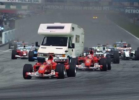 Motorhome Racing