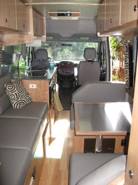 Motorhome Remodel 2003 Forest River Mb Cruiser Class B