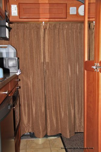 simple privacy rv curtains modification installed in minutes