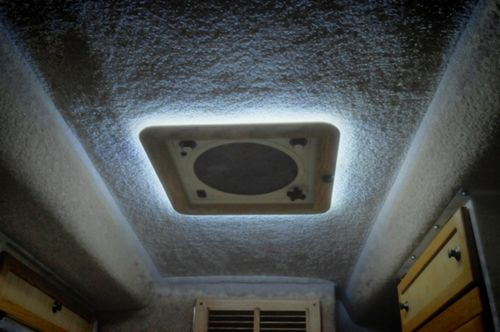 Integrate a RV LED Light into Your Fantastic Fan