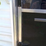 Kid Friendly RV Screen Door Latch Mod