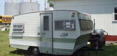 1970 Shasta LoFlyte Renovation, Great Things Come in Small Packages