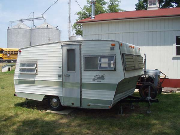 1970 Shasta Loflyte Renovation Great Things Come In