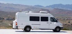 Motorhome Remodel: 2003 Forest River MB Cruiser Class B Sprinter