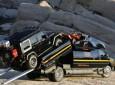 "One of a Kind 4×4 Custom Luxury RV Toy Hauler ""The Dunkel"""