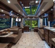 The Outlaw Coach H3-45 VIP Luxury Motorhome