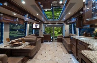 The Outlaw Coach H3-45 VIP Luxury Motorhome