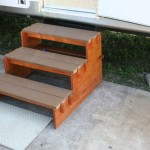 Simple Portable RV Stairs: So Easy a 84 Year Old Man Can Do It