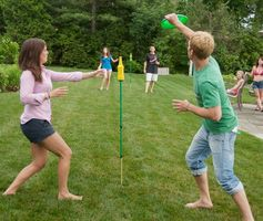 Rv Camping Games Polish Horseshoes