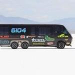 Custom GMC Motorhome Attempts Land Speed Record