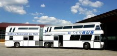 DerBus: The Worlds Largest Luxury Motorcoach is For Sale