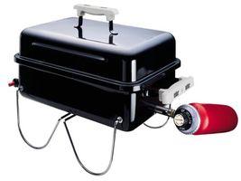 Superior Weber Portable Gas Grill