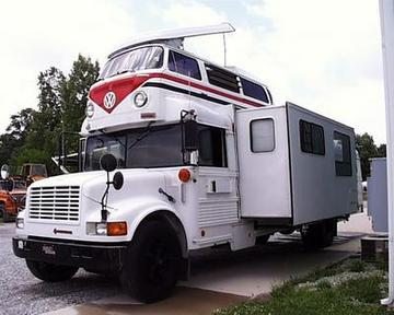 Pop-up-motorhome