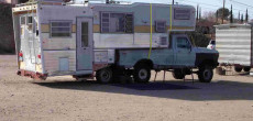 Funny RV: How Many Different RV's is this Weird RV Made From?