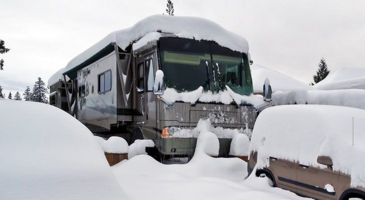 RV Winter Storage: Need-To-Know Information For The Off-Season