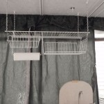 Mobile Shelf Space with a DIY RV Hanging Pantry