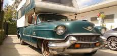 Funny RV: A Cadillac RV, Who Knew?