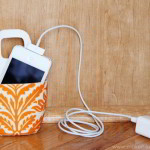 Custom Cell Phone Holder for Your RV: From a Lotion Bottle
