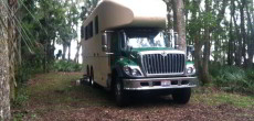 Meet the Shachagra: Incredible Custom Motorhome Built on a $100k Chassis