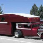 Funny RV: One of Kind Hot Rod RV