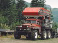 Funny RV: Monster Jeep Camper, Forget 4×4, How About 6×6