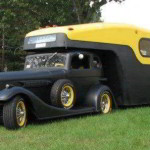 Funny Roadster Fifth Wheel: As Unique as it is Amazing