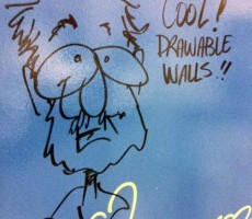 ReMARKable Coatings Turns any Surface Into a DIY Dry Erase Board