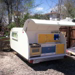 Simply Designed DIY Teardrop Trailer Built from Scratch