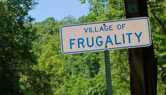 frugal village