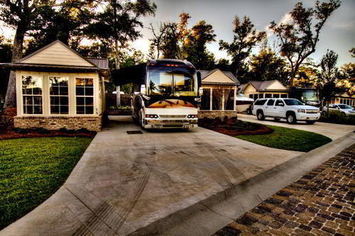 Heritage luxury RV Park