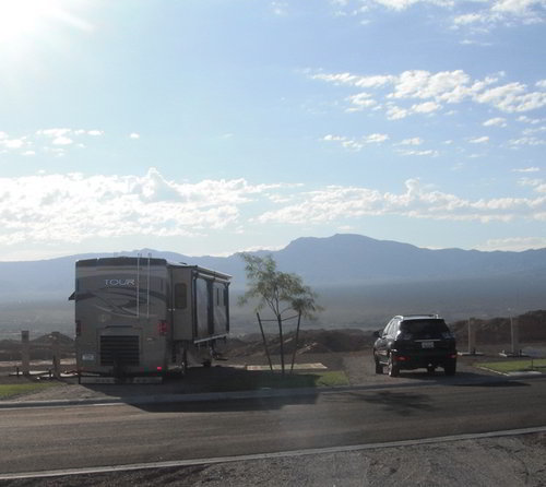 Solstice luxury RV resort