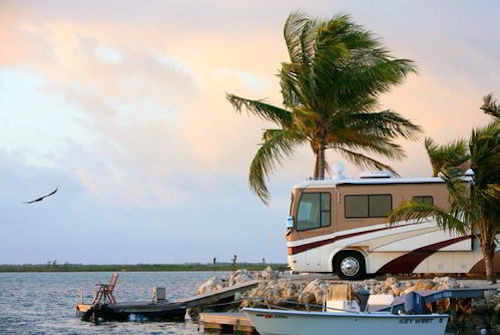 Bluewater luxury RV resort