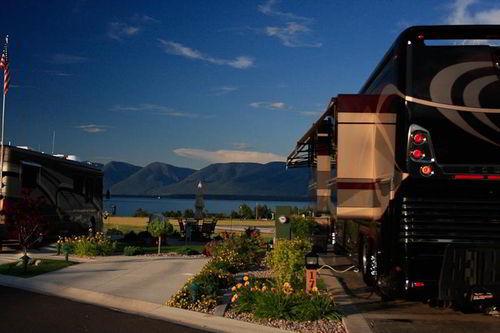 Polston luxury RV park
