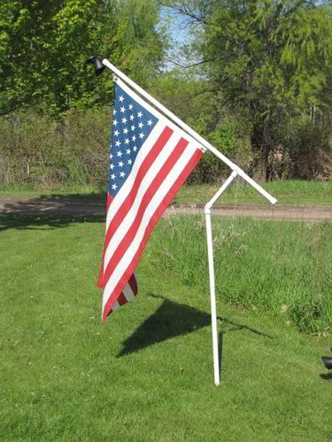 Diy Flag Pole Holder For Truck - Diy (Do It Your Self)
