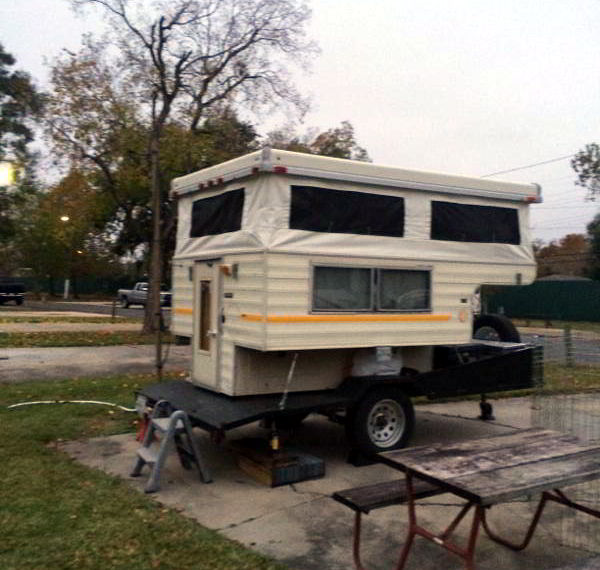 Camping In A Truck Camper Without Owning A Truck Can It