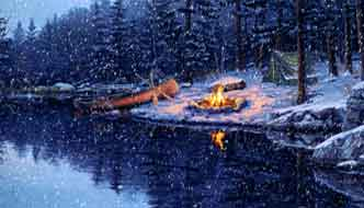 Winter RV Camping Tips for Keeping Comfortable and Stress Free