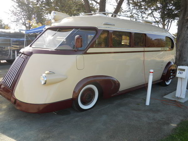 1941 Western Flyer Motorhome Funny Looking Or Good Looking