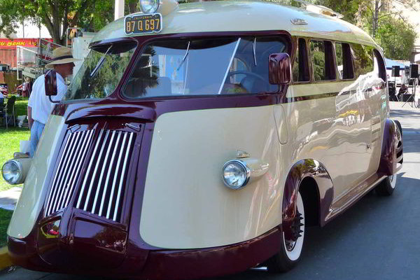 1941 Western Flyer Motorhome: Funny Looking or Good Looking?