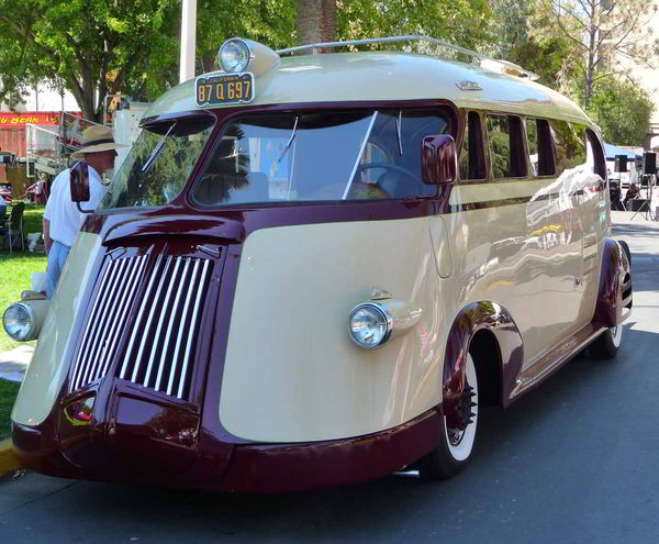 How Old To Rent A Car In California >> 1941 Western Flyer Motorhome: Funny Looking or Good Looking?