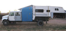 If You Build It, They Will Camp: Redneck Vehicle (RV for short)