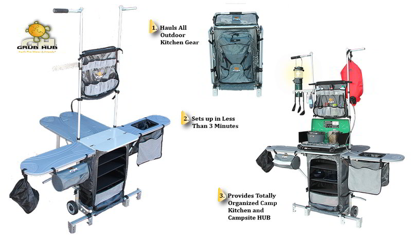 Portable Outdoor Kitchen 6