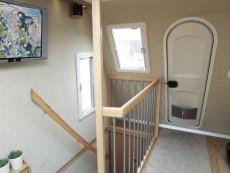 Second Story Balcony Access