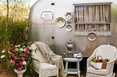 Timeless Airstream Interior Restoration of a 1968 Safari 22′ Single-Axle