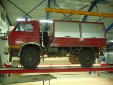 MAN FAE 8.136 Truck