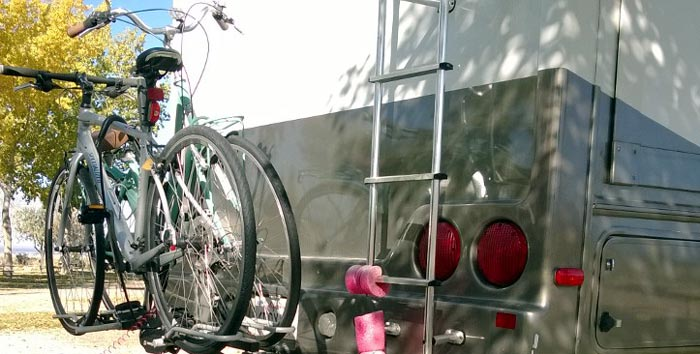Choosing the Best RV Bike Rack: Hitch, Ladder, Bumper, or Tongue Mounted?