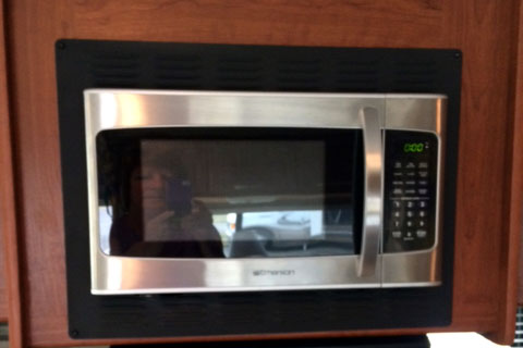 Rv Microwave Convection Ove