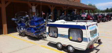 Funny RV: Taking Ultra Lite Travel Trailers to the Next Level