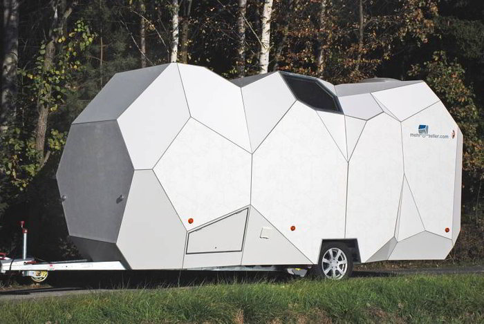 Mehrzeller custom camper