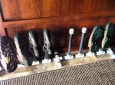 RV PVC shoe rack